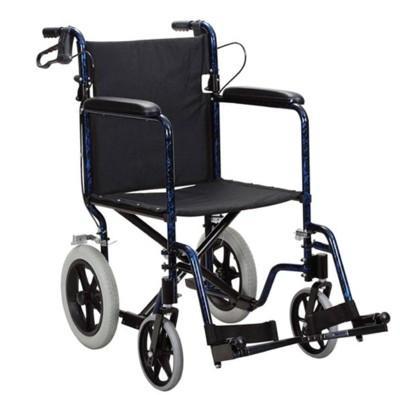 Merits Lightweight Transit Wheelchair