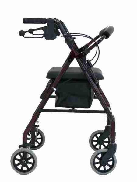 Redgum Adjustable Seat Height Walker