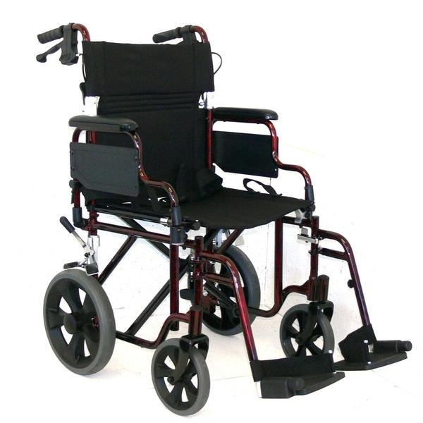 Redgum Deluxe Wheelchair