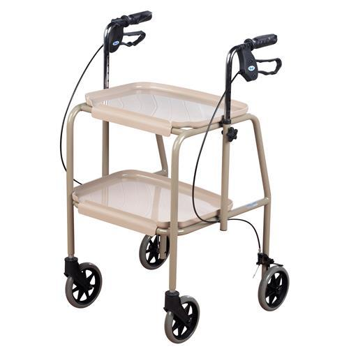 meal walker, meal trolley, meal, walker