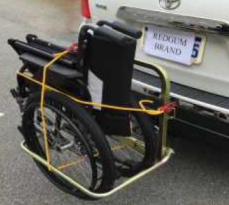 wheelchair carrier